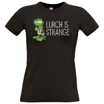 Motiv: T-Shirt Damen Premium FAIR WEAR - Lurch is Strange Chloe