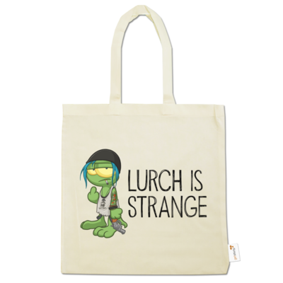 Motiv: Baumwolltasche - Lurch is Strange Chloe