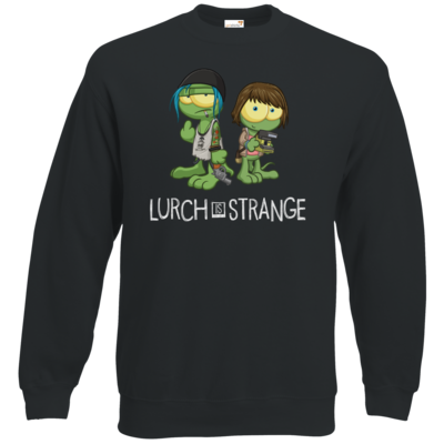 Motiv: Sweatshirt Classic - Lurch is Strange Max & Chloe