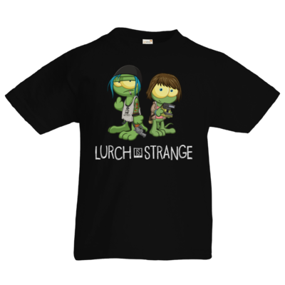 Motiv: Kids T-Shirt Premium FAIR WEAR - Lurch is Strange Max & Chloe