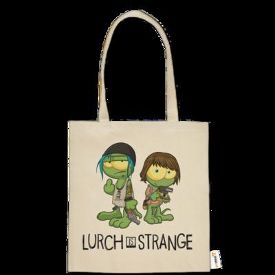 Motiv: Baumwolltasche - Lurch is Strange Max & Chloe