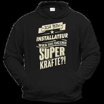 Motiv: Hoodie Classic - Superkraefte Installateur