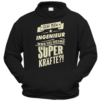 Motiv: Hoodie Classic - Superkraefte Ingenieur