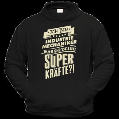 Motiv: Hoodie Classic - Superkraefte Industrie-Mechaniker
