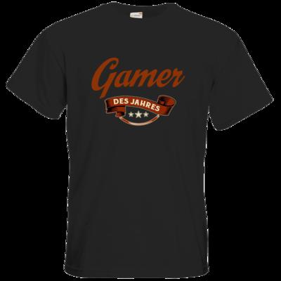 Motiv: T-Shirt Premium FAIR WEAR - Gamer des Jahres