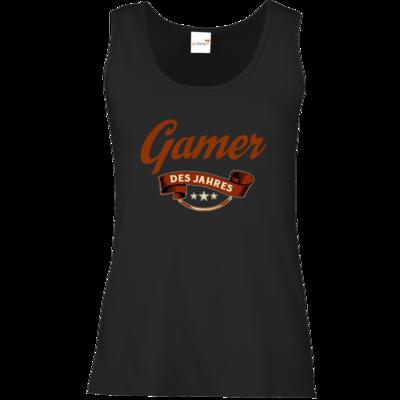 Motiv: Tank Top Damen Classic - Gamer des Jahres