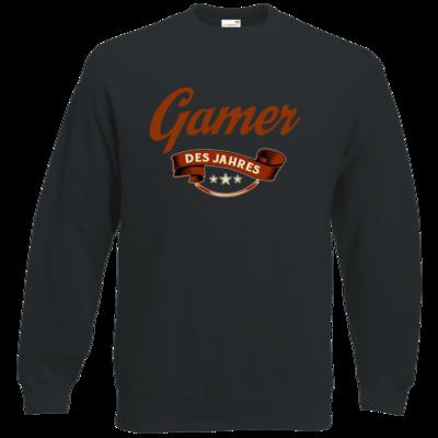 Motiv: Sweatshirt Classic - Gamer des Jahres