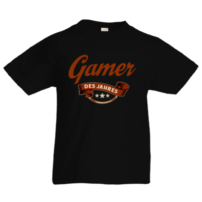 Motiv: Kids T-Shirt Premium FAIR WEAR - Gamer des Jahres