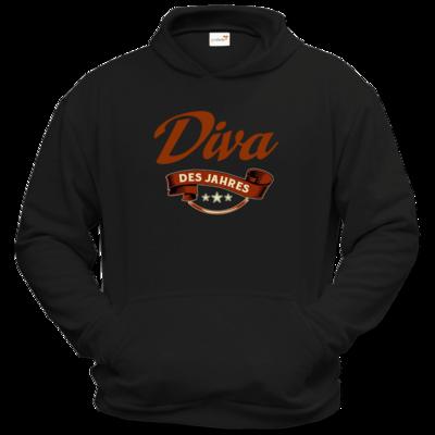 Motiv: Hoodie Classic - Diva des Jahres