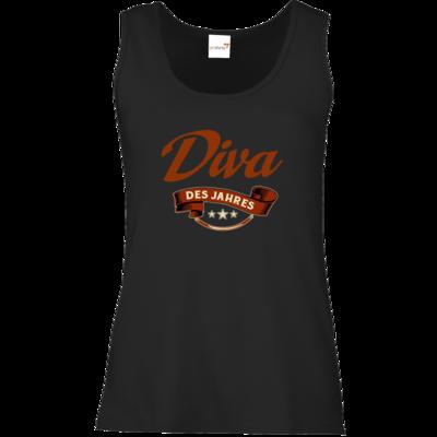 Motiv: Tank Top Damen Classic - Diva des Jahres