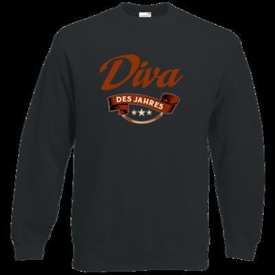 Motiv: Sweatshirt Classic - Diva des Jahres