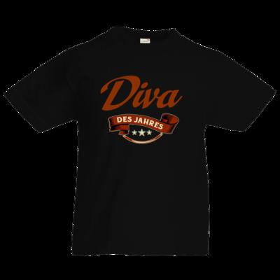 Motiv: Kids T-Shirt Premium FAIR WEAR - Diva des Jahres