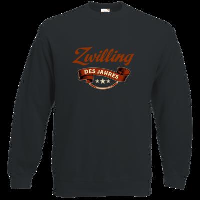 Motiv: Sweatshirt Classic - Zwilling des Jahres