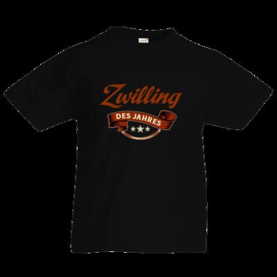 Motiv: Kids T-Shirt Premium FAIR WEAR - Zwilling des Jahres