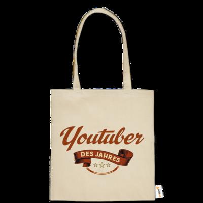 Motiv: Baumwolltasche - Youtuber des Jahres