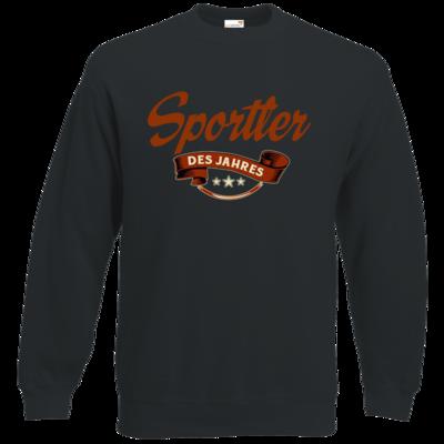 Motiv: Sweatshirt Classic - Sportler des Jahres