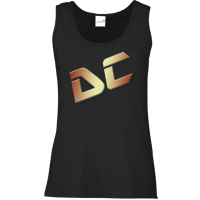 Motiv: Tank Top Damen Classic - Logo