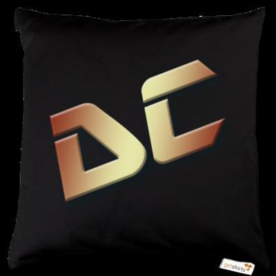 Motiv: Kissen Baumwolle - Logo
