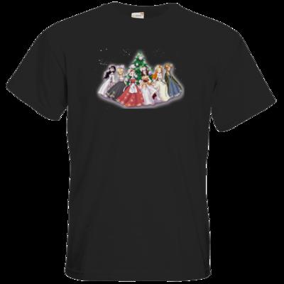 Motiv: T-Shirt Premium FAIR WEAR - Hommage - Daedalic Princess