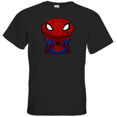 Motiv: T-Shirt Premium FAIR WEAR - Silence - SpiderSpot