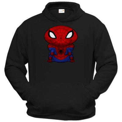 Motiv: Hoodie Classic - Silence - SpiderSpot