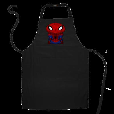 Motiv: Schürze - Silence - SpiderSpot