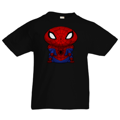 Motiv: Kids T-Shirt Premium FAIR WEAR - Silence - SpiderSpot