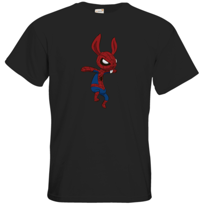 Motiv: T-Shirt Premium FAIR WEAR - Edna bricht aus - SpiderHarvey