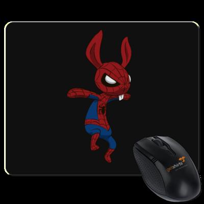 Motiv: Mousepad Textil - Edna bricht aus - SpiderHarvey