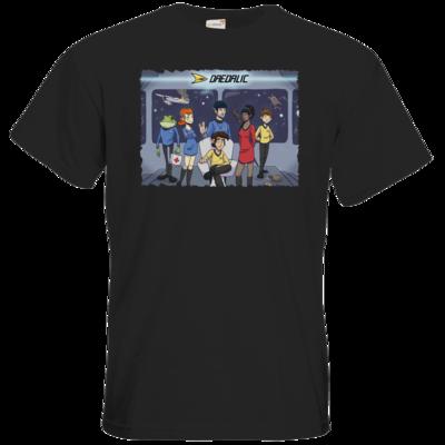 Motiv: T-Shirt Premium FAIR WEAR - Hommage - StarDalic