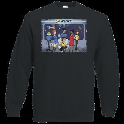 Motiv: Sweatshirt Classic - Hommage - StarDalic