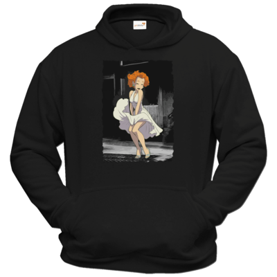 Motiv: Hoodie Classic - Hommage - Marylin Mongoal