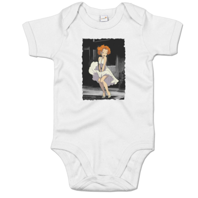 Motiv: Baby Body Organic - Hommage - Marylin Mongoal