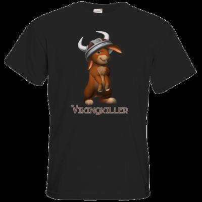 Motiv: T-Shirt Premium FAIR WEAR - Valhalla Hills - Vikingkiller