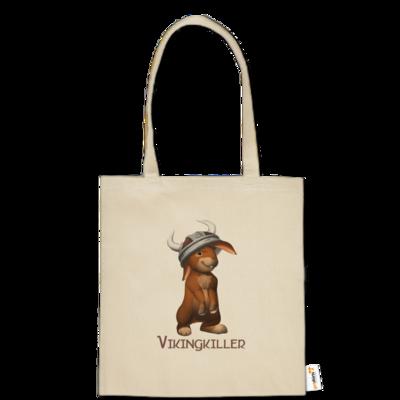 Motiv: Baumwolltasche - Valhalla Hills - Vikingkiller