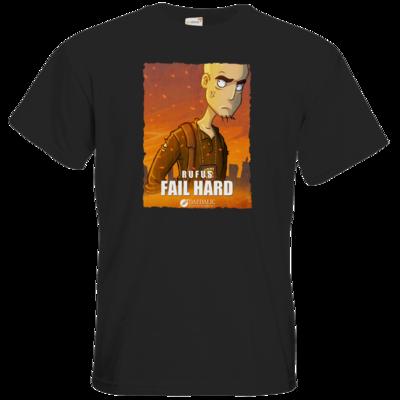Motiv: T-Shirt Premium FAIR WEAR - Hommage - Fail Hard