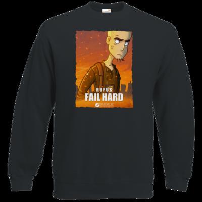 Motiv: Sweatshirt Classic - Hommage - Fail Hard
