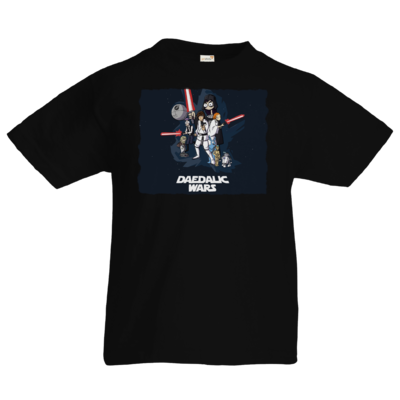 Motiv: Kids T-Shirt Premium FAIR WEAR - Hommage - Daedalic Wars