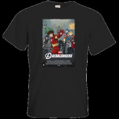 Motiv: T-Shirt Premium FAIR WEAR - Hommagen - Daedalangers