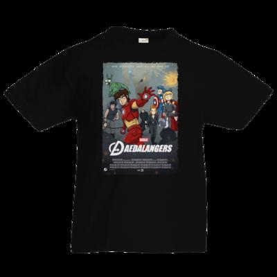 Motiv: Kids T-Shirt Premium FAIR WEAR - Hommagen - Daedalangers