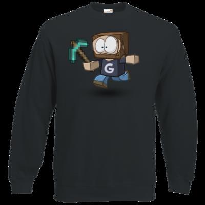 Motiv: Sweatshirt Classic - Gronkhcraft