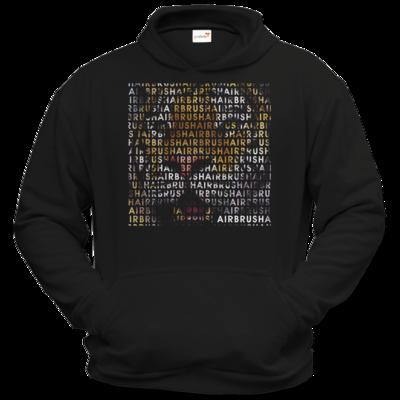 Motiv: Hoodie Classic - Airbrush Tiger
