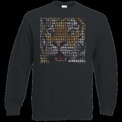 Motiv: Sweatshirt Classic - Airbrush Tiger