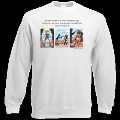 Motiv: Sweatshirt Classic - Airhard Indianer