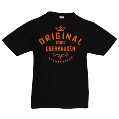 Motiv: Kids T-Shirt Premium FAIR WEAR - Staedte Oberhausen