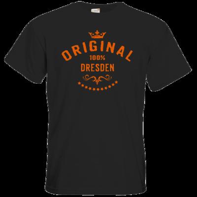 Motiv: T-Shirt Premium FAIR WEAR - Staedte Dresden
