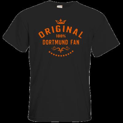 Motiv: T-Shirt Premium FAIR WEAR - Staedte Dortmund-Fan