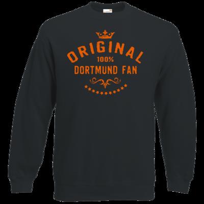 Motiv: Sweatshirt Classic - Staedte Dortmund-Fan