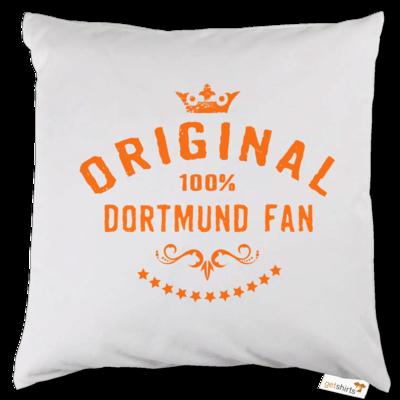Motiv: Kissen - Staedte Dortmund-Fan