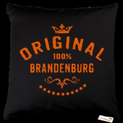 Motiv: Kissen Baumwolle - Staedte Brandenburg